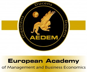 AEDEM - European Academy of Management and Business Economics