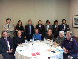 Reunión Patronato FCP Mayo 2013