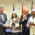 Juan Luis Cebrián recibe el premio de RSE par el GRUPO PRISA