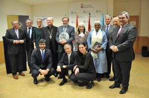 Foto familia premio RSE Grupo PRISA