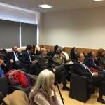 Publico Premio RSE ForPresentación del Seminario de RSE y ONG en la universidad Rey Juan Carlos Ecuménico PRISA