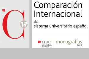 Comparación Internacional del sistema universitario español