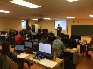 Seminario sobre profundización y técnicas avanzadas en PLS