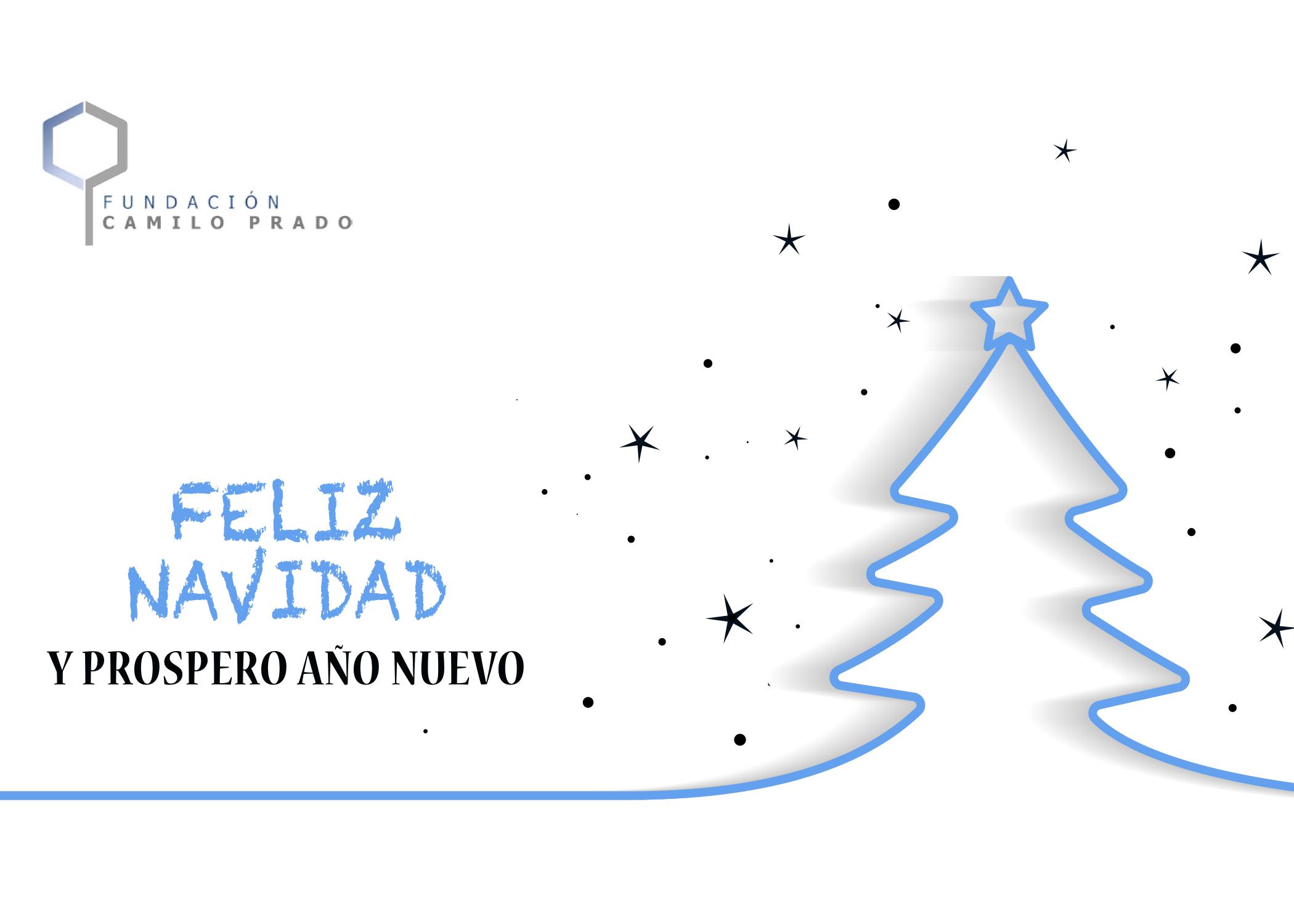 Imagenes Felicitacion Navidad 2019.Felicitacion Navidad 2019 Fundacion Camilo Prado