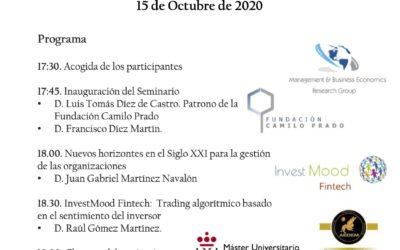 Celebración del II Seminario de Educación Financiera