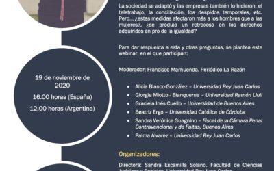 COVID-19 E IGUALDAD DE GÉNERO